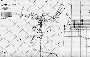 Karte Grube Anna Blatt 1