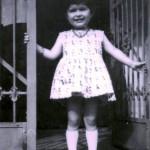 Astrid Jaeger geb. Kaspar in der Michelskapelle ( Michelhäuschen )