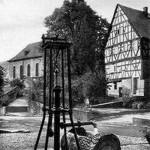 Brunnen vor dem ehemaligen Rathaus