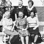 Gründer Damen vom Möhnenclub
