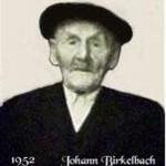 Großvater von Margot Linscheid
