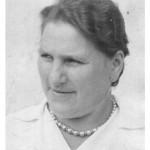 Eva Kaspar geb. Specht
