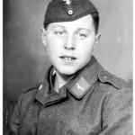 Leutnant Helmut Proff  abgeschossen in Frankreich