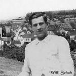 Willi Schuh, der Großvater von David Schuh