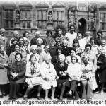 Ausflug der Frauengemeinschaft zum Heidelberger Schloß