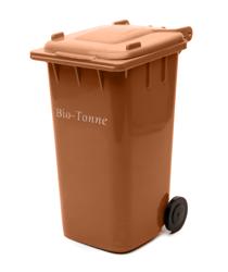 braune Tonne